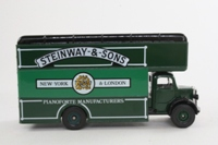 Corgi Classics C953/4; Bedford O Series Pantechnicon; Steinway & Sons, New York & London