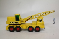 Matchbox King Size K-12/2; Scammell Mobile Crane
