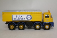 Corgi Classics 14501; Foden S21 Mickey Mouse; 8 Wheel Rigid Covered Tipper, Blue Circle Cement