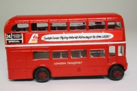 Corgi 469; AEC Routemaster Bus; London Transport; 24 Victoria St; Buy Before You Fly
