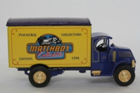 Models of Yesteryear YY052/B; 1920 Mack Truck AC; Matchbox Collectibles Inaugural Edition 1998