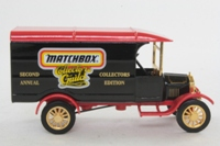 Matchbox Collectibles YYM38030; 1930 Ford Model TT Van; Matchbox Collectors Guild