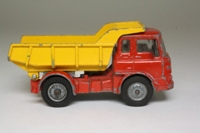 Corgi 494; Bedford TK Tipper Truck; Red, Yellow Tipper