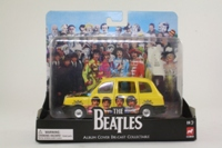 Corgi Classics BT78201; LTI TX1 London Taxi Cab; The Beatles; Sergeant Pepper