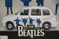 Corgi Classics BT78203; LTI TX1 London Taxi Cab; The Beatles; Help!