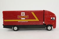 Corgi Classics TY86810; ERF EC 1:64 Scale; Rigid Curtainside Truck; Royal Mail