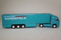 Corgi Classics 59540; Volvo FH 1:64 Scale; Artic Curtainside Trailer, Somerfield
