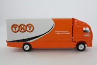 Corgi Classics 59550; Volvo FH 1:64 Scale; 4 Wheel Rigid Curtainside, TNT Global Logistics