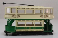 Corgi Classics 97267; Double Deck Tram, Closed Top, Open Platform; Great Grimsby Street Tramways; Cleethorpes
