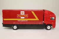 Corgi TY86816; ERF EC 1:64 Scale; Rigid Curtainside Truck; Royal Mail