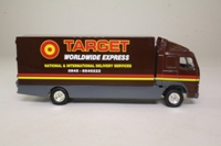Corgi Superhaulers 59574; Volvo FH 1:64 Scale; Rigid Box Van, Target Worldwide Express