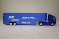 Corgi Superhaulers 59554; Volvo FH 1:64 Scale; Artic Racing Transporter, Volvo Truck Nation