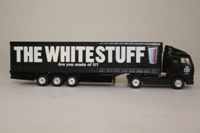 Corgi Superhaulers; Volvo FH 1:64 Scale; Artic Curtainside; The White Stuff, Co-op Milk