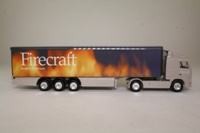 Corgi Superhaulers; Volvo FH 1:64 Scale; Artic Box Trailer, Firecraft