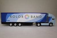 Corgi Superhaulers Code 3; ERF EC 1:64 Scale; Artic Box Trailer, Kolor Band, Kronospan