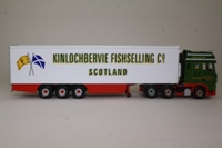 Corgi Classics CC13239; DAF XF Space Cab; Fridge Trailer, Kinlochbervie Fishselling Co