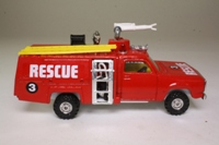 Corgi C1001; HCB Angus Firestreak Foam Pumper; Rescue, Red