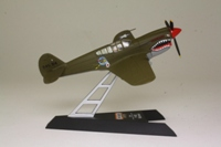 Matchbox Collectibles 92107; Curtiss Warhawk P-40 Fighter Plane