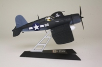 Matchbox Collectibles 92099; Chance-Vought F4U-1A Corsair Fighter