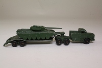 Matchbox Major Pack M3; Thornycroft Antar and Centurion Tank; Army green