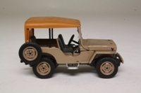 Matchbox Collectibles YYM35055; 1945 Jeep CJ2A
