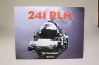 Legendary Locomotives; Mountain Class Steam Locomotive, PLM 241 C1