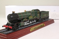Legendary Locomotives; King Class Steam Locomotive, GWR, King Henry VII