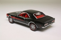 Matchbox Collectibles YMC06-M; 1968 Chevrolet Camaro SS Coupe; Black, Red Trim