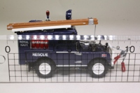 Matchbox Collectibles YYM35188; 1953 Land-Rover; Royal Navy Rescue Truck