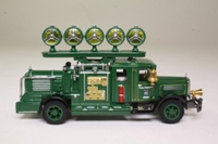 Matchbox Collectibles YYM37632; 1932 Mercedes-Benz L5 Truck; Spotlight/Generator Truck