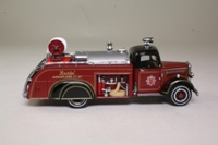 Matchbox Collectibles YYM35191; 1939 Bedford KD Truck; Fire Appliance, Bristol Aeroplane Co Ltd