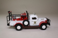 Matchbox Collectibles YYM37636; 1946 Dodge Power Wagon; Brush/Field Fire Truck
