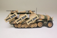Atlas Editions Military Vehicles: Hanomag SdKfz 251/1 Half Track, Wurfrahmen 40, Rocket Launcher