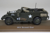 Atlas Editions Military Vehicles: M3 Scout Car
