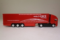 Corgi Superhaulers 59542; ERF EC 1:64 Scale; Artic Box Trailer, Parcel Force