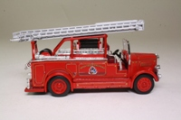 Matchbox Collectibles YYM37635; 1936 Leyland Cub Fire Engine FK-7; Open Top Ladder Truck
