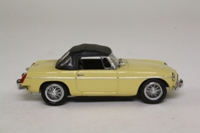 Matchbox Collectibles DYB05-M; 1967 MGB Roadster