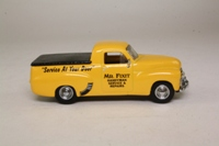 Matchbox Collectibles YYM38035; 1951 Holden FX Pickup; Mr Fixit, Yellow