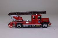 Matchbox Collectibles YFE05/SA; 1932 Mercedes-Benz Ladder Truck; Solingen Burg Fire Brigade