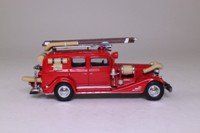 Matchbox Collectibles YFE03; 1933 Cadillac V16 Fire Wagon