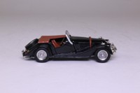 Models of Yesteryear DYB03-M; 1955 Morgan 4/4; Black