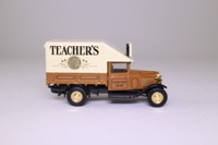 Matchbox Collectibles YWG06-M; 1932 Ford Model AA 1 1/2 Ton Truck; Teachers Scotch Whisky