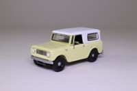 Matchbox Collectibles YYM35056; 1961 International Scout 4x4; Cream, White Roof