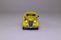 Matchbox Collectibles YTC05-M; 1938 Studebaker Coupe Express K-Model Pickup; Yellow