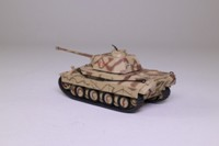 Matchbox Collectibles DYM37581; German Panther WW2 Tank; Desert Camouflage