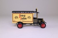 Matchbox Collectibles YWG02-M; 1930 Ford Model TT Van; Long John Scotch Whisky