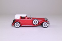 Matchbox Collectibles DYM35182; 1930 Duesenberg Model J Town Car