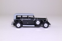 Models of Yesteryear DYM35185; 1931 Mercedes-Benz 770; Black/Grey, Superdetailed