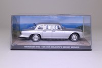James Bond 32: Mercedes-Benz 600; On Her Majesty's Secret Service