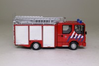 del Prado World Fire Engines Series #103; 1997 Dennis Rapier Fire Pumper, Belgium